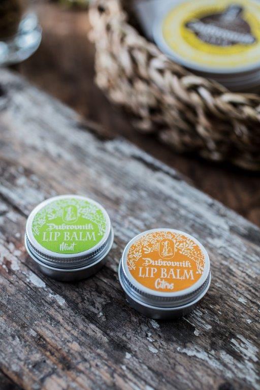 Dubrovnik lip balm - mint