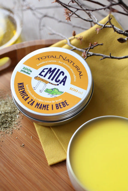 Emica – cream for moms and babies